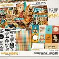 Wild Thing Bundle by Digital Scrapbook Ingredients