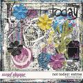 Not Today: Extras by River Rose Designs