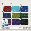 She's Evil: Glitters by Meagan's Creations