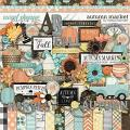Autumn Market by Melissa Bennett