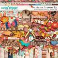 autumn breeze kit: Simple Pleasure Designs by Jennifer Fehr