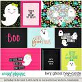 Hey Ghoul Hey Card Pack by Meghan Mullens