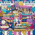 Happy B-day by LJS Designs