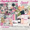 Sunday Morning: Collection + FWP by River Rose Designs