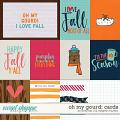 Oh My Gourd-Project Cards by Amanda Yi Design & Meghan Mullens