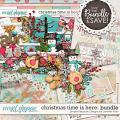 Christmas time is here bundle: Simple Pleasure Designs by Jennifer Fehr