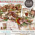 Christmas time | silent night bundle: simple pleasure designs by Jennifer Fehr