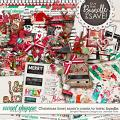 Christmas time | santas comin to town bundle: simple pleasure designs by Jennifer Fehr