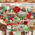Christmas Baking by WendyP Designs