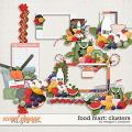 Food Mart: Clusters by Meagan's Creations