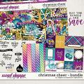 Christmas Cheer Bundle by Digital Scrapbook Ingredients