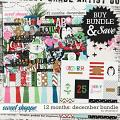 12 Months: December Bundle by Amanda Yi