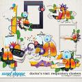 Doctor's Visit: Respiratory Clusters by Meagan's Creations