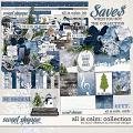 All is Calm: Collection by Laura Wilkerson & River Rose Designs