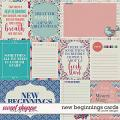 New Beginnings Cards by JoCee Designs