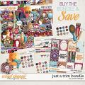 Just A Trim Bundle with *FWP* Glitters by JoCee Designs
