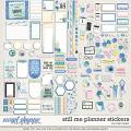 Still Me Planner Stickers by Traci Reed