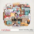 Manic Monday Office by LJS Designs