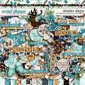 Winter Days by Digital Scrapbook Ingredients