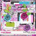 Live Loud: Extras by River Rose Designs
