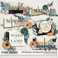 Blessings: Scriptures Word Art by Meagan's Creations