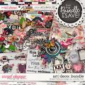 art deco bundle: Simple Pleasure Designs by Jennifer Fehr