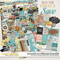 Brunch at Tiffanys Bundle by JoCee Designs and Clever Monkey Graphics