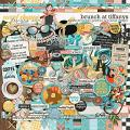 Brunch at Tiffanys by JoCee Designs and Clever Monkey Graphics