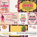 For We Are Glorious Cards by JoCee Designs