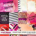 Shake it Out: Cards by Meagan's creations