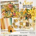 Honey Bee: COLLECTION & *FWP* by Studio Flergs