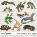Cold Blooded Love Extras by Clever Monkey Graphics