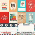 Travel Adventures {cards} by Blagovesta Gosheva & Digital Scrapbook Ingredients