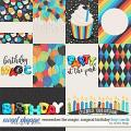 Remember the Magic: MAGICAL BIRTHDAY BOY- CARDS by Studio Flergs