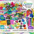 Rainbow Messenger - Bundle by WendyP Designs