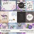 Keep Holding On: Cards by Kristin Cronin-Barrow