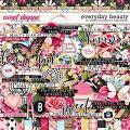 Everyday Beauty by Digital Scrapbook Ingredients