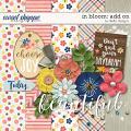 In Bloom: Add On by lliells designs