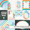 Over the Rainbow {cards} by Blagovesta Gosheva