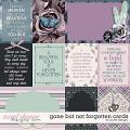 Gone But Not Forgotten Cards by JoCee Designs