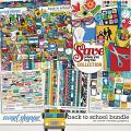 Back to School Bundle by Clever Monkey Graphics