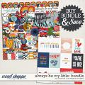 Always Be My Little-Bundle by Amanda Yi Designs & Meghan Mullens