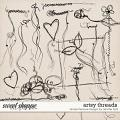 artsy threads: Simple Pleasure Designs by Jennifer Fehr