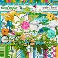 Spring Fresh by Digilicious Design
