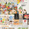 Little Pets Guinea Pig Bundle by lliella designs