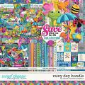 Rainy Day Bundle by Clever Monkey Graphics