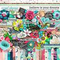 believe in your dreams kit: by wendyp designs & simple pleasure designs by jennifer fehr