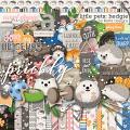 Little Pets Hedgie by lliella designs