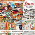 Around the world: Portugal bundle by Amanda Yi & WendyP Designs