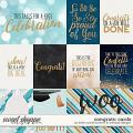 Congrats - Cards by Kristin Cronin-Barrow & WendyP Designs